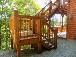 Deck Staining Services: Deck Restoration
