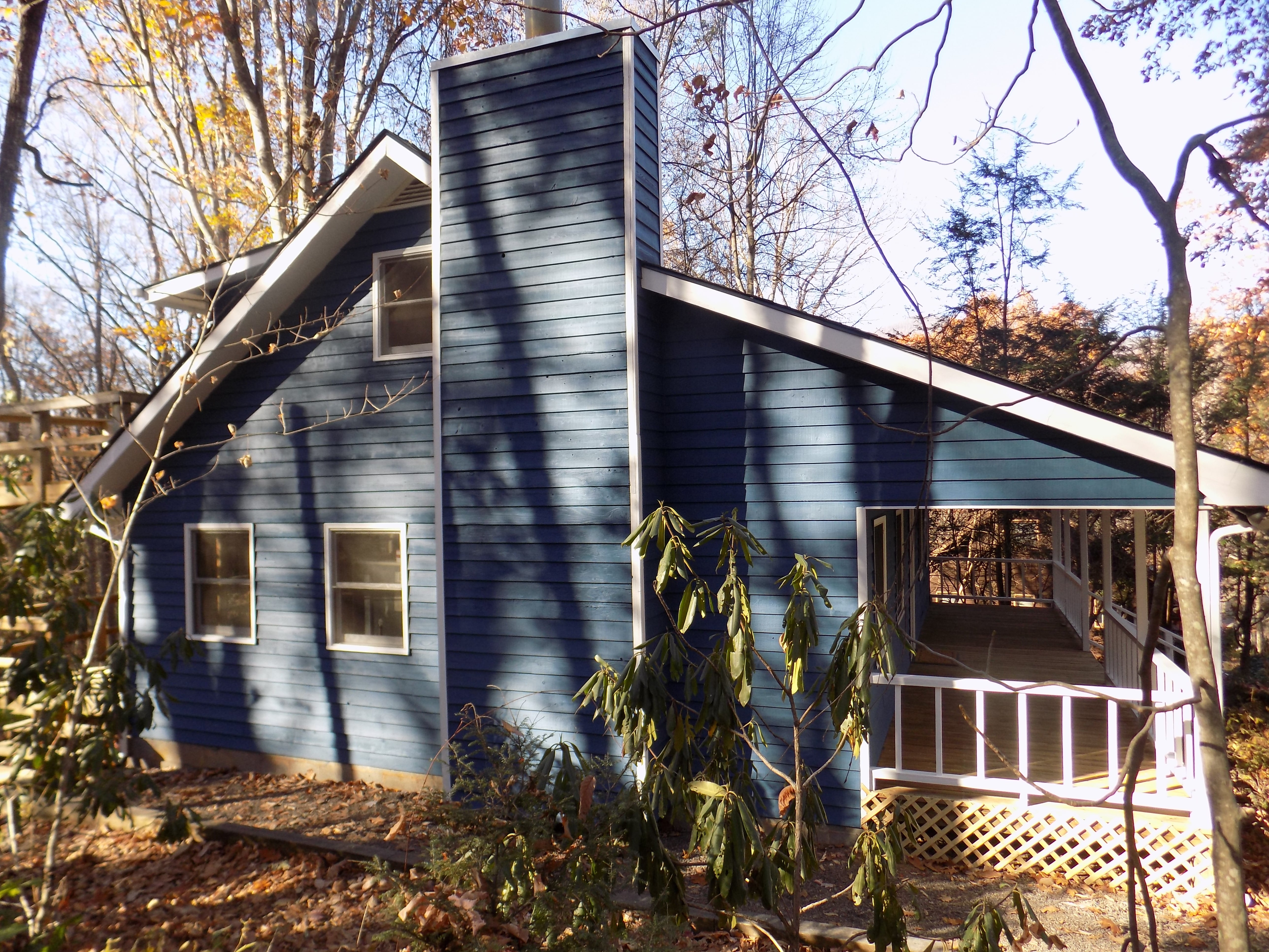 Home Exterior Painting Services