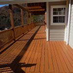 Benefits of Staining Your Deck After Pressure Washing
